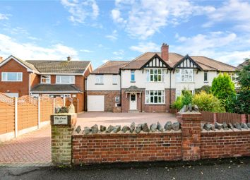 Fernhill Heath, Worcester, Worcestershire WR3. 4 bed semi-detached house for sale