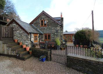 Thumbnail Semi-detached house for sale in Llansilin, Oswestry