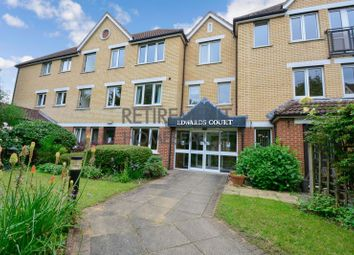 Thumbnail 1 bedroom flat for sale in Edwards Court, Cheshunt