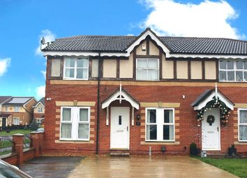 Thumbnail 5 bed semi-detached house for sale in Coleford Road, Thurmaston, Leicester