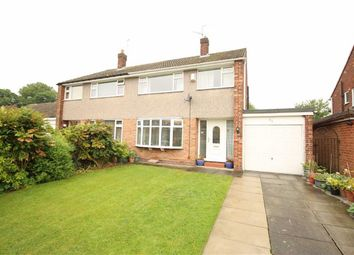 Thumbnail 3 bed semi-detached house for sale in Parkland Drive, Darlington, County Durhak