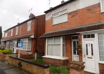 Thumbnail 3 bed end terrace house for sale in Kilton Road, Worksop, Nottinghamshire