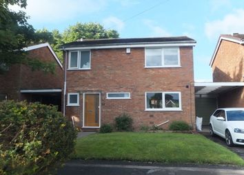 Thumbnail 3 bed property to rent in Spencer Road, Lichfield, Staffordshire
