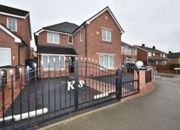 Thumbnail 5 bed detached house for sale in Nursery Road, Off Scraptoft Lane, Leicester