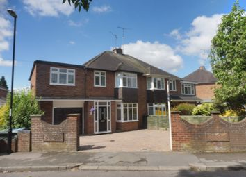 Thumbnail 4 bed semi-detached house for sale in Goldthorn Close, Eastern Green, Coventry