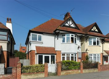 Thumbnail 4 bed semi-detached house for sale in Avenue Road, Herne Bay, Kent