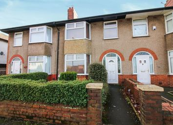 Thumbnail 3 bed terraced house for sale in Monmouth Road, Blackburn