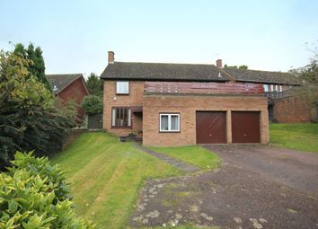 Thumbnail 4 bed detached house for sale in Bishops Close, Norwich