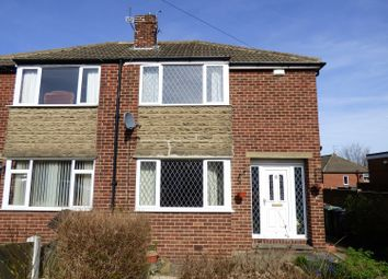 Thumbnail 3 bedroom semi-detached house for sale in Lynwood Avenue, Woodlesford