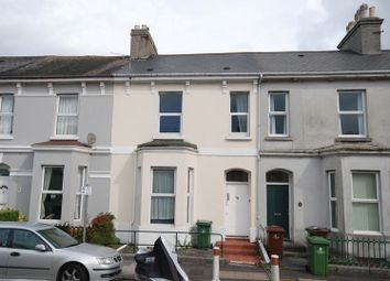 Thumbnail 4 bed terraced house for sale in Kensington Road, Plymouth