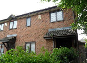 Thumbnail 1 bed terraced house to rent in Wasdale Gardens, Gunthorpe, Peterborough