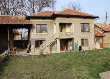 Thumbnail 3 bed detached house for sale in Veliko Tarnovo Region, Polski Trambesh Municipality, House In Veliko Tarnovo Region - 30 Km Away. Wooden Joinery, Bulgaria