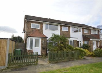 Thumbnail 3 bedroom end terrace house to rent in Belvedere Gardens, Crowborough