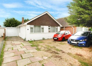 Thumbnail 3 bed bungalow for sale in Cumberland Avenue, Goring By Sea, Worthing
