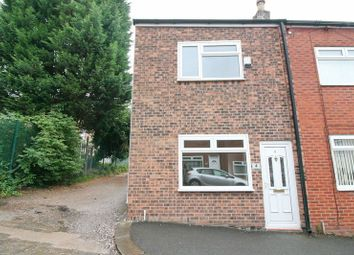 Thumbnail 2 bed semi-detached house for sale in Chapel Street, Worsley, Manchester