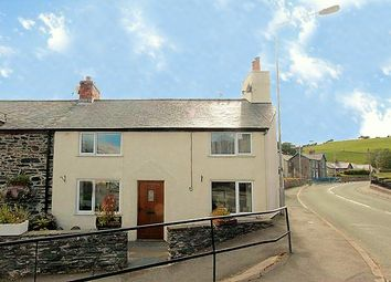 Thumbnail 2 bed terraced house for sale in Ffordd Gogor, Llansannan, Denbigh