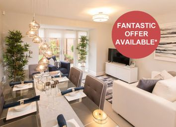 "Thumbnail 4 bed semi-detached house for sale in ""Faversham"" at Beggars Lane, Leicester Forest East, Leicester"