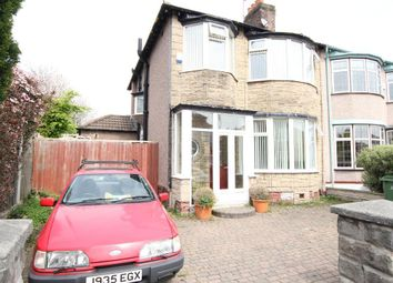 Thumbnail 3 bed semi-detached house to rent in Arranmore Road, Allerton, Liverpool