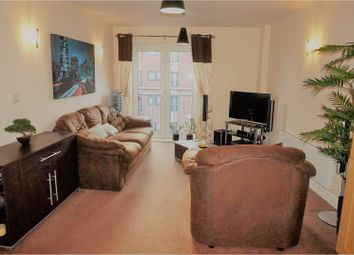 Thumbnail 1 bedroom flat for sale in Meadow Court, Wrexham