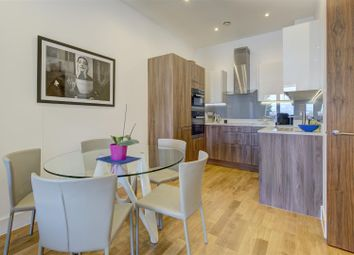 Thumbnail 1 bed flat for sale in Llanvanor Road, London