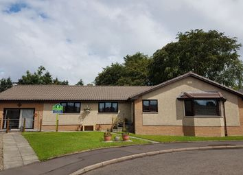 Thumbnail 5 bedroom bungalow for sale in Lythgow Way, Lanark
