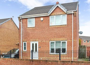 Thumbnail 4 bedroom detached house for sale in Fairy Lane, Manchester, Greater Manchester