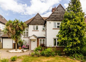 Thumbnail 4 bed detached house for sale in Oakwood Avenue, Beckenham