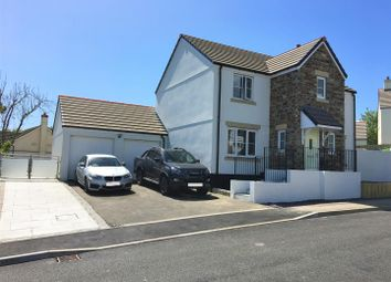 Thumbnail 4 bed detached house for sale in Du Maurier Drive, Fowey