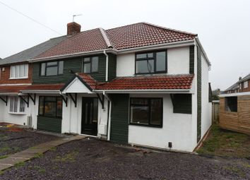 Thumbnail 5 bedroom end terrace house for sale in Wolmer Road, Wolverhampton, West Midlands