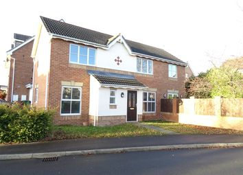 Thumbnail 4 bed detached house for sale in Weavers Chase, Alverthorpe, Wakefield