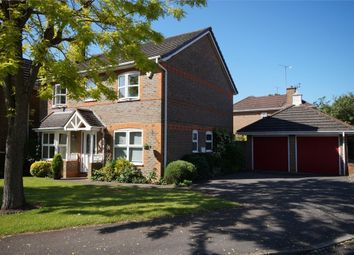Thumbnail 4 bed detached house for sale in Conygree Close, Lower Earley, Reading, Berkshire