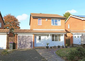 Thumbnail 3 bedroom detached house for sale in 24 Barnes Wallis Drive, Apley