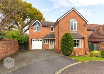 Thumbnail 4 bed detached house for sale in Harvest Drive, Whittle-Le-Woods, Chorley, Lancashire