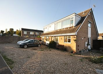 3 bed semi-detached house for sale in Church Close, Roydon, Diss IP22