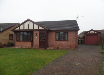 Thumbnail 2 bed bungalow to rent in Wolsey Way, Lincoln