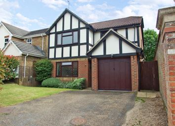 Thumbnail 4 bed detached house to rent in Anthony Wall, Warfield, Bracknell, Berkshire