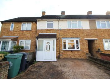Thumbnail 3 bed terraced house for sale in Leven Drive, Cheshunt, Waltham Cross