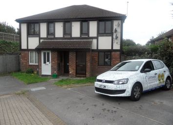 Thumbnail 1 bed maisonette to rent in Linden Road, Leagrave, Luton