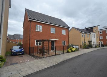 Thumbnail 4 bedroom detached house to rent in Havergate Way, Kennet Island