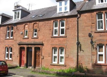 Thumbnail 1 bed flat to rent in Primrose Street, Dumfries