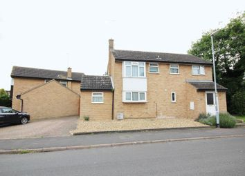 Thumbnail 4 bedroom detached house to rent in Gloucester Road, Sawtry, Huntingdon