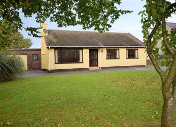 Thumbnail 3 bed detached bungalow for sale in Bryncir Estate, Llanerchymedd