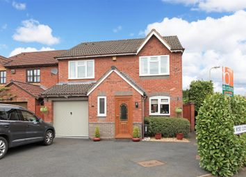 Thumbnail 4 bed detached house for sale in Wild Thyme Drive, Muxton, Telford
