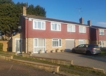 Thumbnail 3 bed semi-detached house for sale in Riverhead Close, Sittingbourne, Kent