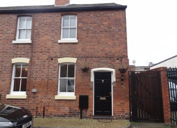Thumbnail 2 bed end terrace house to rent in Portobello, Abbey Foregate, Shrewsbury