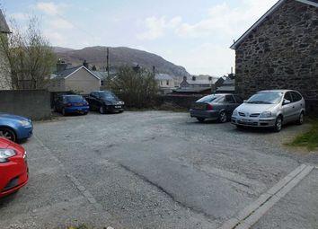 Thumbnail Land for sale in Newborough Street, Blaenau Ffestiniog, Gwynedd