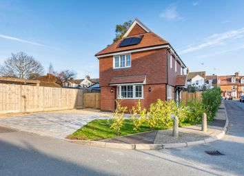 Thumbnail 3 bed detached house for sale in Woodview, Arundel
