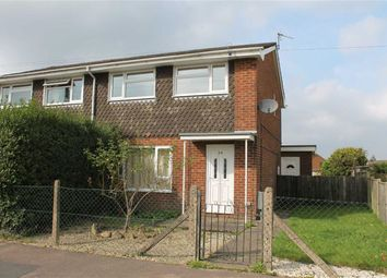 Thumbnail 3 bedroom semi-detached house for sale in Chapel Road, Berry Hill, Coleford