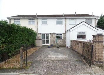 Thumbnail 3 bed terraced house for sale in Carew Grove, Castle Park, Merthyr Tydfil