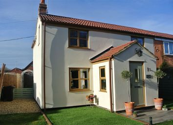 Thumbnail 2 bed semi-detached house for sale in Main Street, Haconby, Bourne, Lincolnshire
